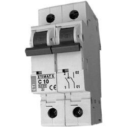 ETIMAT6 C50A 1p+N kismegszakító