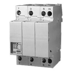 PCF10 3p+N L biztosítós szakaszoló