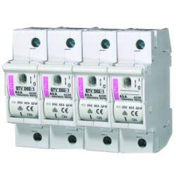 STVD02 3P+N biztosítós szakaszoló kapcsoló