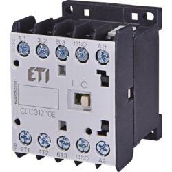 CEC012.10-110V-50/60Hz mágneskapcsoló