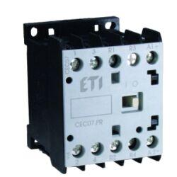 CEC07.10-110V-50/60Hz mini mágneskapcsoló