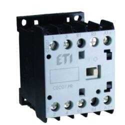 CEC09.10-400V-50/60Hz mágneskapcsoló