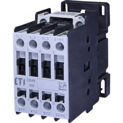 CEM9.10-24V DC mágneskapcsoló