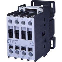 CEM9.01-400V-50/60Hz mágneskapcsoló