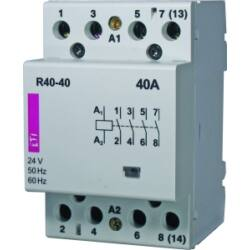 R40-30 01 24V mágneskapcsoló