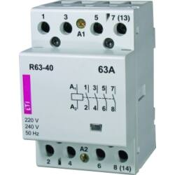 R63-30 01 24V mágneskapcsoló