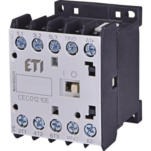 CEC012.10-230V-50/60Hz mágneskapcsoló