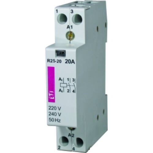 R25-20 24V mágneskapcsoló