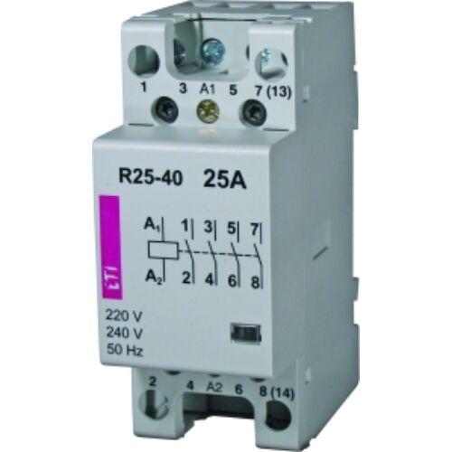 R25-13 230V mágneskapcsoló