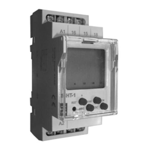 SHT-1/2 230V digitális időkapcsoló